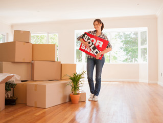 Single Women Make Up 2nd Largest Home Buying Group