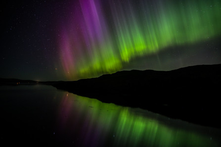 Northern Lights at Great Bernera.