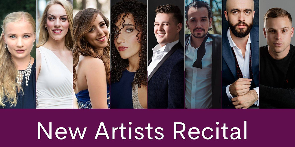 The Academy of Vocal Arts: New Artists Recital