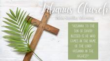Palm Sunday Morning (Tim Howell)