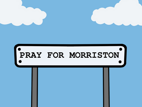 Pray For Morriston Launches
