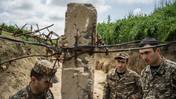 'They Chained Me to a Radiator and Beat Me': Armenian POWs Speak Out