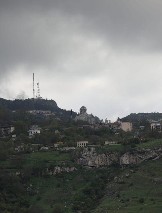Restoration or distortion of Armenian legacy in Shushi?