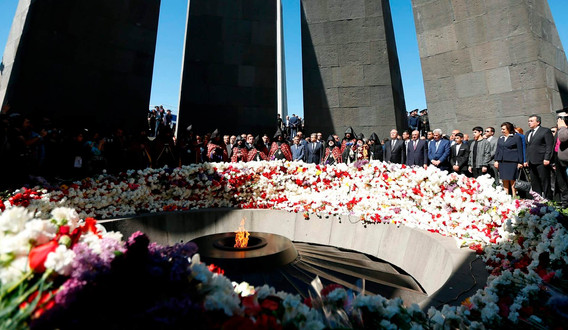 Opinion   Why Won't Israel Recognize the Armenian Genocide? It's Not Just About Turkey