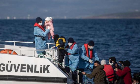 Revealed: 2,000 refugee deaths linked to illegal EU pushbacks