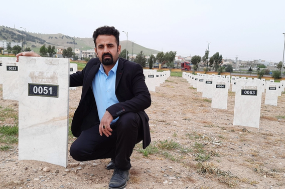 Survivors of the Anfal Kurdish genocide long for closure