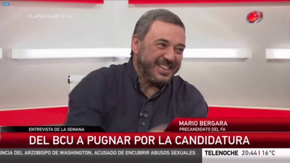 Entrevista central TELEDOCE