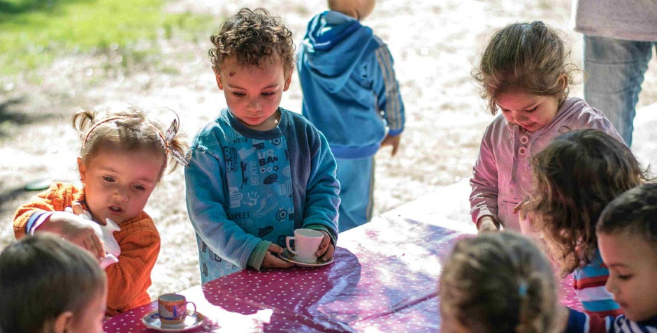 Primera infancia, prioridad nacional