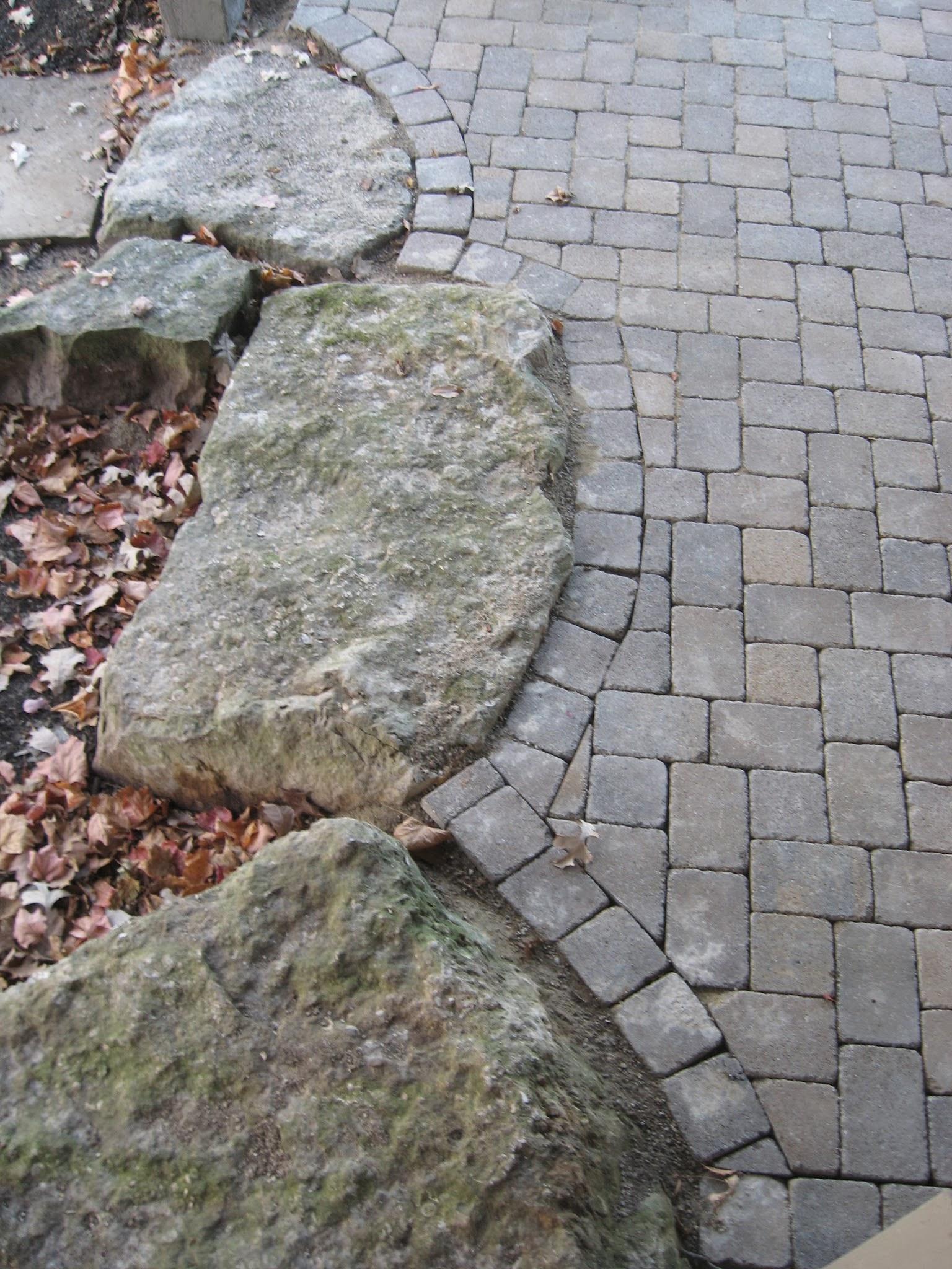 Concrete brick paver