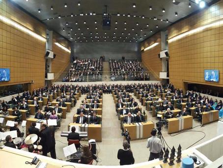 B14 na Sessão Solene em Comemoração ao 36º Aniversário do GOP