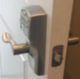 newdoor lock