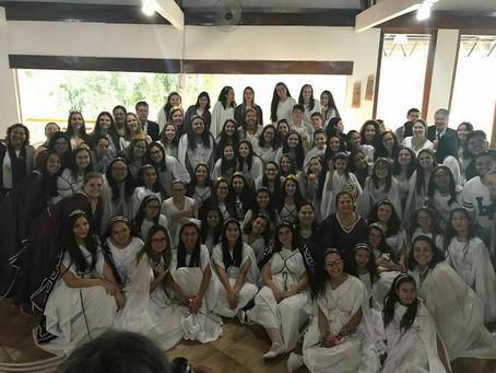"""B14 na fundação do Bethel """"Maat"""""""