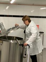 Pastören används både i mjölkhanteringen och yoghurttillverkningen.