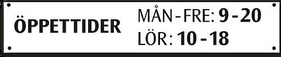 Gårdsbutikens öppettider Mån-Fre: 9-20 Lör: 10-18