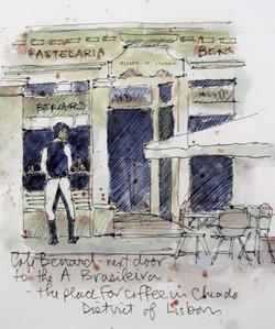 Cafe Benard