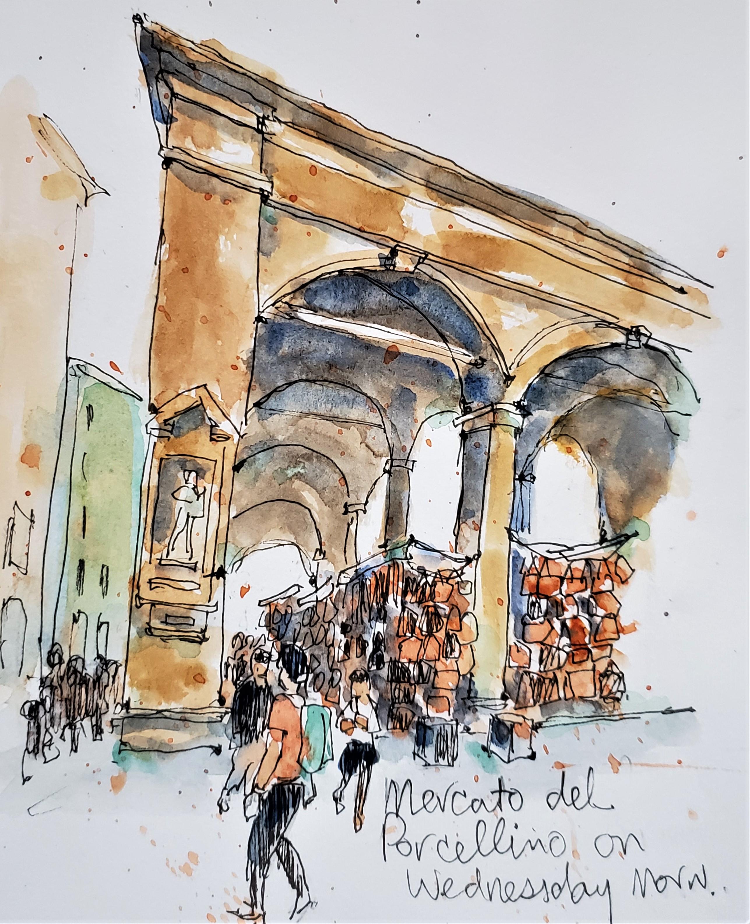 Firenze Mercato Porcellino