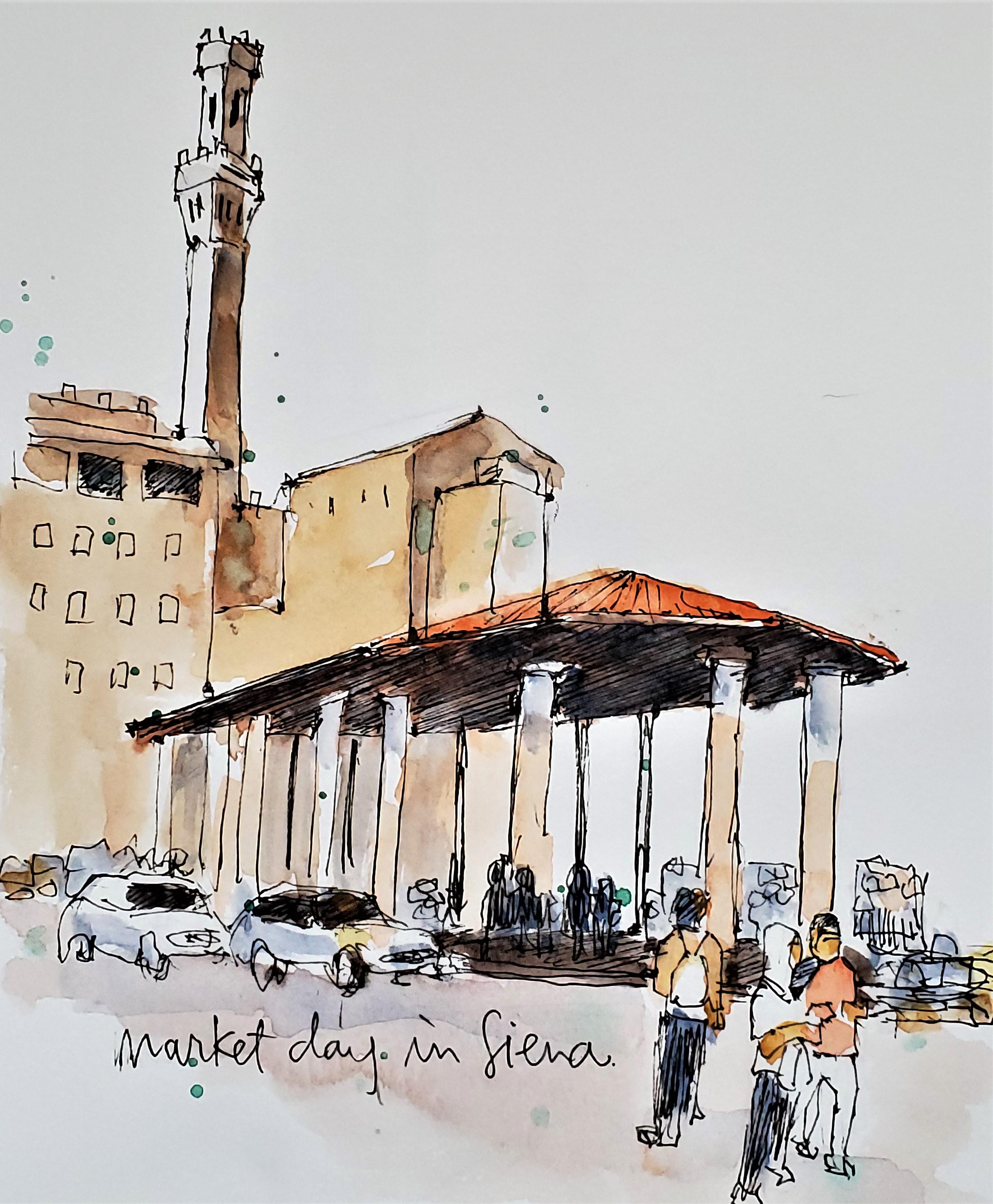Siena Mercato Central