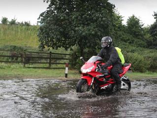 Wet Riding Weekend!