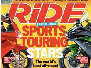 RiDE Magazine and Europe Bike Recovery