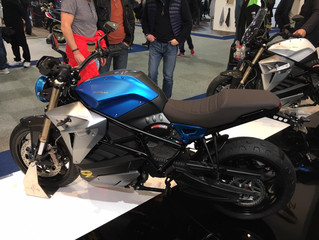 Motorcycle Live - NEC UK, My Three Things...