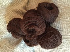 50g Brown Adult Spun fleece