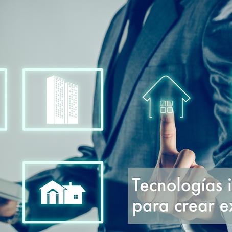 Cómo utilizar las tecnologías inmobiliarias para crear experiencias.