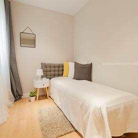 Dormitorio Galileu l Proyecto de interiorismo Barcelona