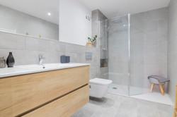 Baño Suite - Mateu
