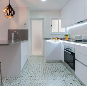 Cocina Galileu l Proyecto de interiorismo Barcelona
