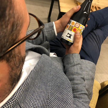 Pasión por el vino, amor por la experiencia.