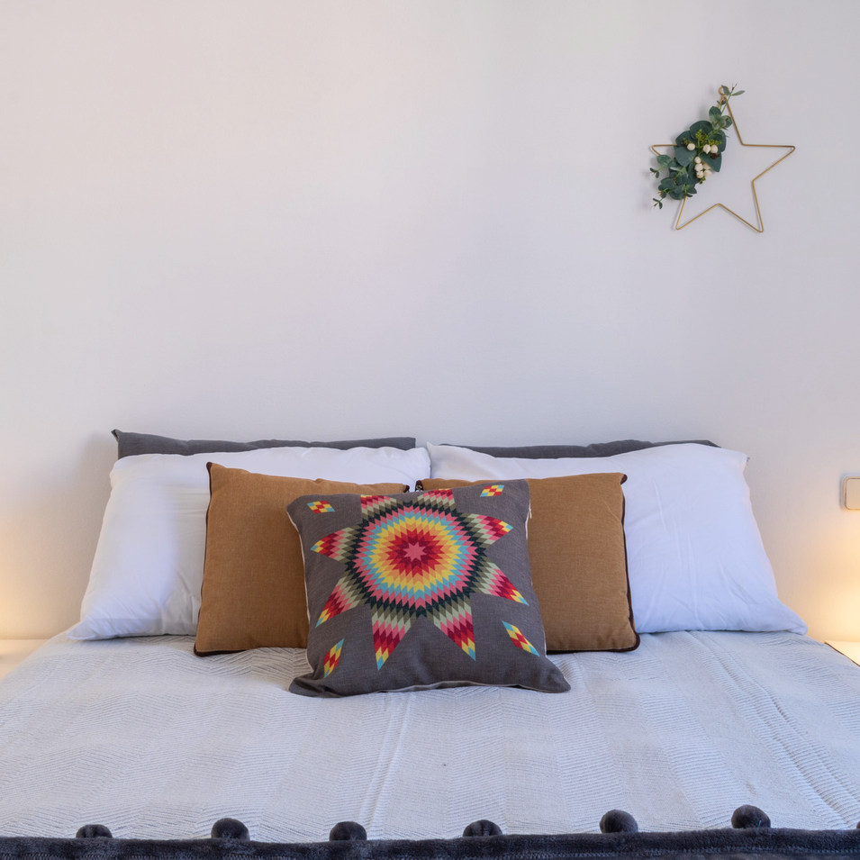 1,2,3 ¡home staging!, Castelldefels centro.