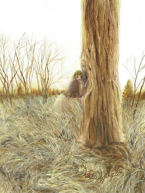Postcard / Tree