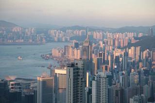 The Peak,Hong Kong