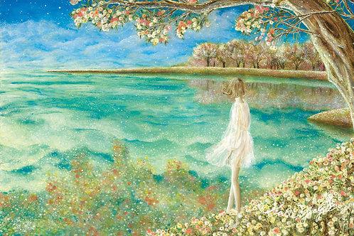 Postcard / Lake