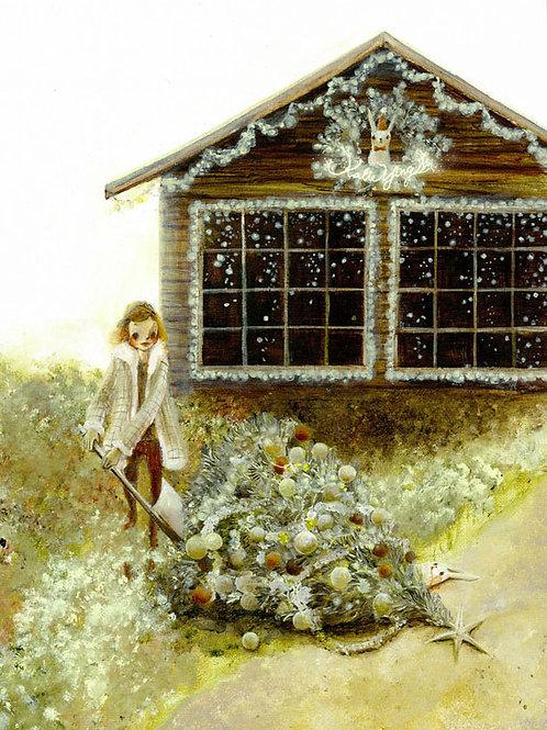 Postcard / Merry Christmas