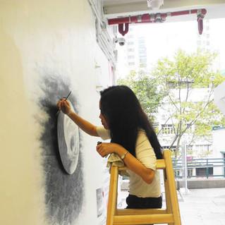 Joint Exhibition at Detour 2014 HK