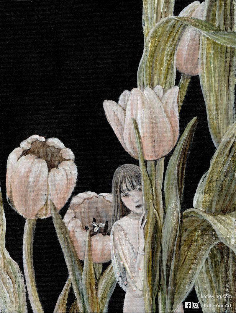 鬱金香 Tulips