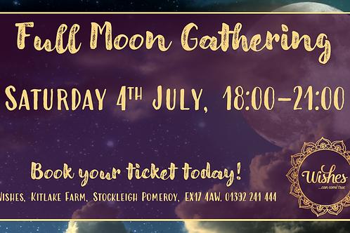 Full Moon Gathering - July