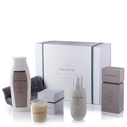 Calming Mens Indulgence Box
