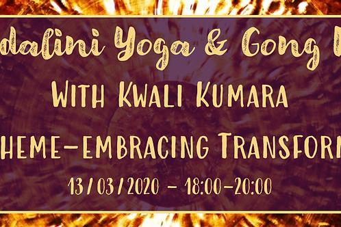 Kundalini Yoga & Gong Bath | Kwali Kumara