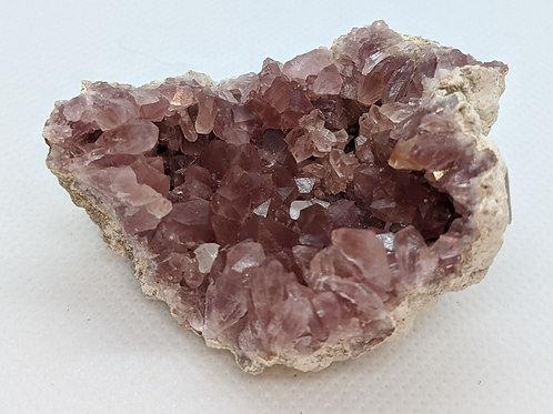 Pink Amethyst Bed - Rare