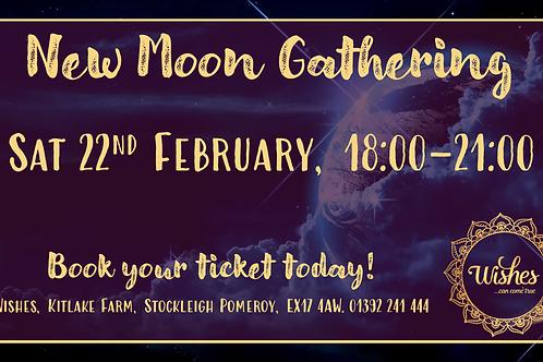 New Moon Gathering - February