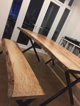 Ash table and bench set.jpg