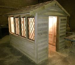 Potting shed