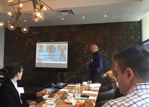 Toronto Customer Success Executive Breakfast: Automated Self-Help for Scale