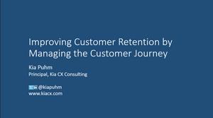 Customer Retention Customer Journey Customer Management