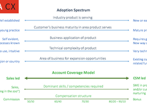 Customer Success and Compensation