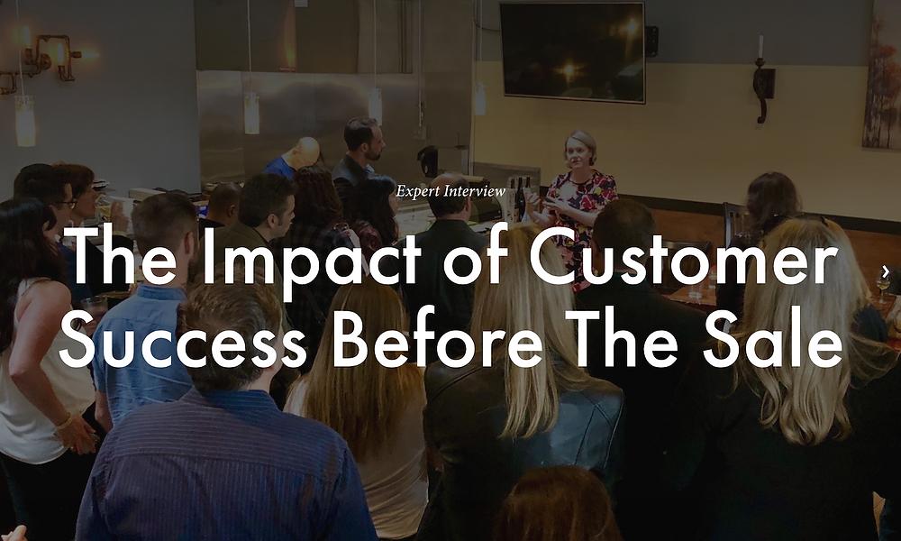 Sales Impact