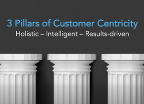 Back to the Fundamentals: 3 Pillars of a Customer-Centric Discipline