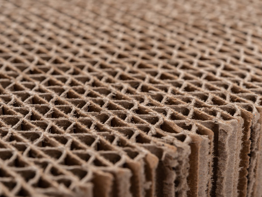 The History of Corrugated Cardboard